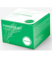 Ecocera, Puder ryżowy, 15g