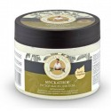 Bania Agafii, Muszkatołowe gęste masło do ciała, odżywcze, 300 ml