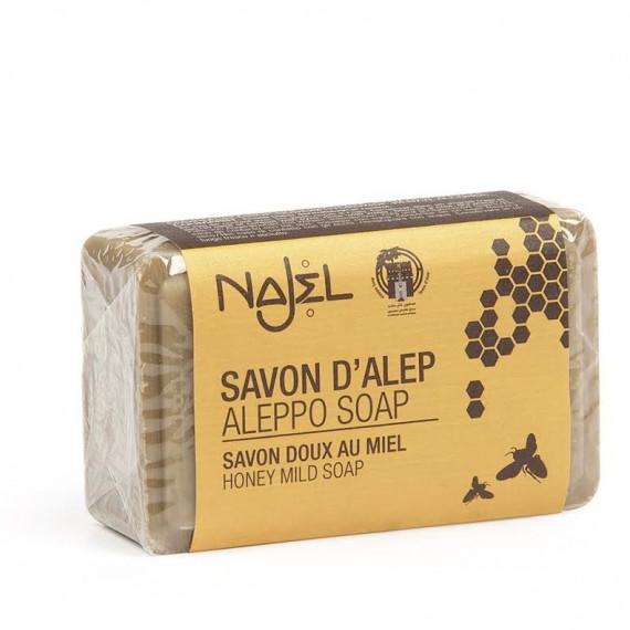 Najel, Mydło Aleppo z miodem, 100 g