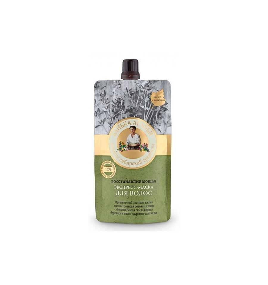 Bania Agafii, Maska do włosów regenerująca, ekspresowa, 100 ml