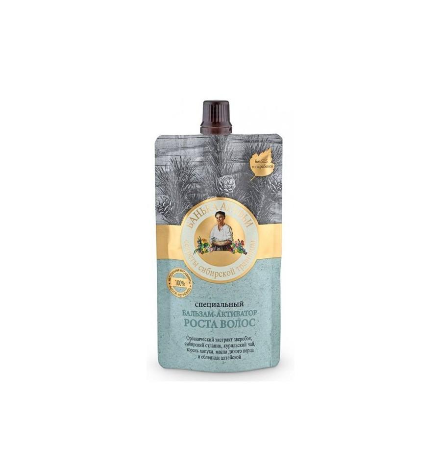Bania Agafii, Balsam do włosów, Aktywator wzrostu włosów, 100 ml