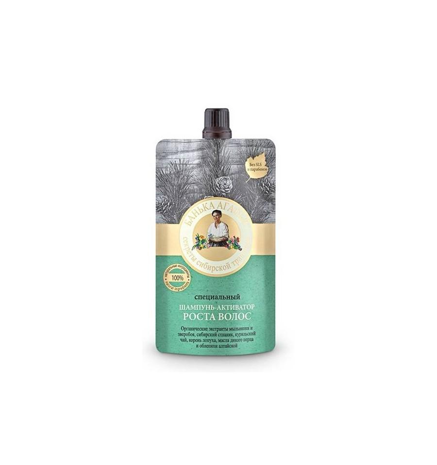 Bania Agafii, Szampon - aktywator wzrostu włosów, 100 ml