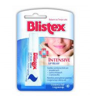 Blistex, Pomadka do ust INTENSIVE LIP RELIEF SPF 10, 6 ml