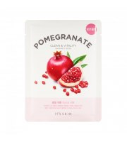 It's Skin, The Fresh Mask Sheet Pomegranate, Maseczka w płacie, 20 g