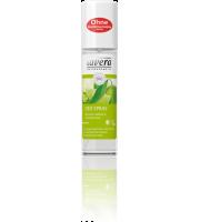 Lavera, Dezodorant spray z werbeną i limonką z upraw ekologicznych, 75 ml