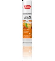 Lavera, Dezodorant spray z pomarańczą i rokitnikiem z upraw ekoloigcznych, 75 ml