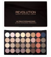 Makeup Revolution, Paleta 32 Cieni FLAWLESS MATTE 2