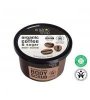 Organic Shop, Organiczny scrub do ciała COFFEE & SUGAR, 250 ml