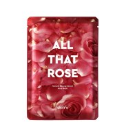 Skin79, All That Rose Mask - Glow & Moisturizing, 25 g