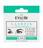 Eylure, Długotrwały klej do rzęs Lashfix Clear Finish, 6 ml