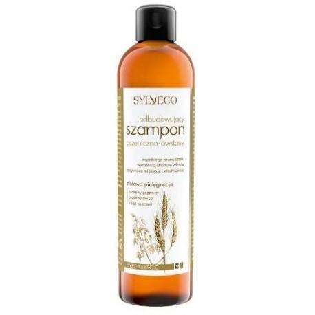 Sylveco, Odbudowujący szampon pszeniczno-owsiany, 300 ml
