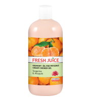 Fresh Juice, Żel pod prysznic Tangerine & Awapuhi, 500 ml