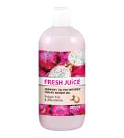 Fresh Juice, Żel pod prysznic Dragon fruit & Macadamia, 500 ml