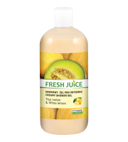 Fresh Juice, Żel pod prysznic Thai melon & White lemon, 500 ml