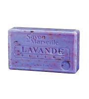 Mydło marsylskie KWIAT LAWENDY, 100 g