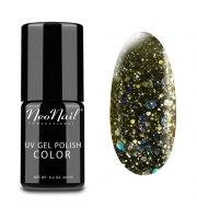 NeoNail, Lakier Hybrydowy UV - Glitter Galaxy 4632-1, 6 ml
