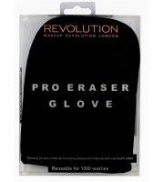 Makeup Revolution, Pro Eraser Glove - Rękawica do demakijażu, 1 szt