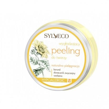 Sylveco,  Wygładzający peeling do twarzy, 75 ml