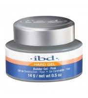 IBD, Builder Gel Clear UV, Żel budujący różowy, 14 g