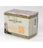 Saryane, Mydło z Aleppo 55% oleju laurowego, 200 g