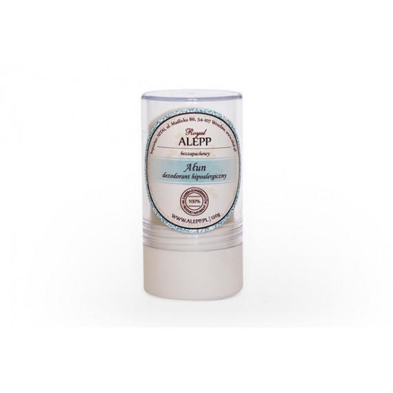 Royal Alepp, Naturalny dezodorant - Ałun, 120 g