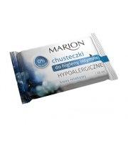 Marion, Chusteczki do higieny intymnej hypoalergiczne, 10 szt