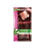 Marion, Szampon koloryzujący w saszetce, Burgund - nr 98, 40 ml