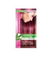 Marion, Szampon koloryzujący z saszetce, Wiśnia - nr 97, 40 ml
