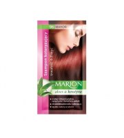 Marion, Szampon koloryzujący z saszetce, Mahoń - nr 96, 40 ml