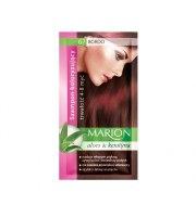 Marion, Szampon koloryzujący w saszetce, Bordo - nr 67, 40 ml