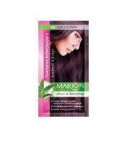 Marion, Szampon koloryzujący w saszetce, Dzika śliwka - nr 66, 40 ml