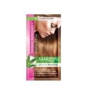 Marion, Szampon koloryzujący w saszetce, Ciemny blond - nr 62, 40 ml