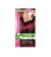 Marion, Szampon koloryzujący w saszetce, Ciemna wiśnia - nr 57, 40 ml
