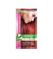Marion, Szampon koloryzujący w saszetce, Intensywna czerwień - nr 56, 40 ml