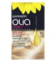 Garnier, Farba do włosów OLIA, Bardzo jasny blond, nr 10.1