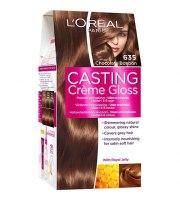 L'Oréal Paris, CASTING CRÈME GLOSS, 635 - Czekoladowy cukierek