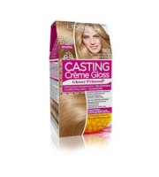 L'Oréal Paris, CASTING CRÈME GLOSS, 801 - Satynowy blond