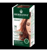Herbatint, Trwała farba do włosów, 7R MIEDZIANY BLOND, seria miedziana