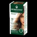 Herbatint, Trwała farba do włosów, 7D ZŁOTY BLOND seria złota