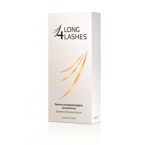 Long 4 Lashes, Serum przyspieszające wzrost brwi, 3 ml