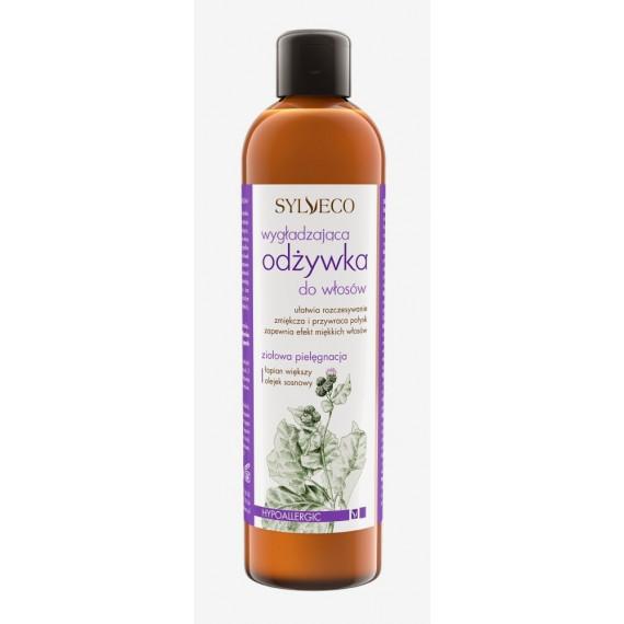 Sylveco, Wygładzająca odżywka do włosów, 300 ml
