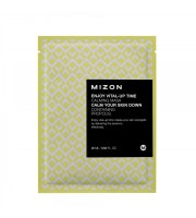 Mizon, Enjoy Vital-Up Time Calming Mask with Propolis, 25 ml