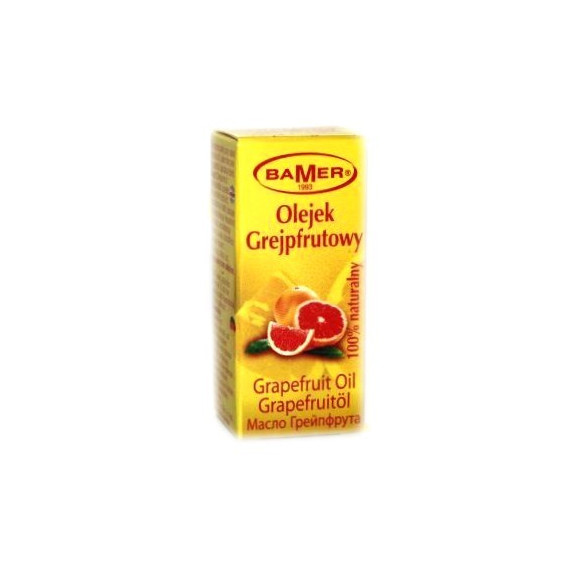Bamer, Olejek GREJPRFUTOWY, 7 ml
