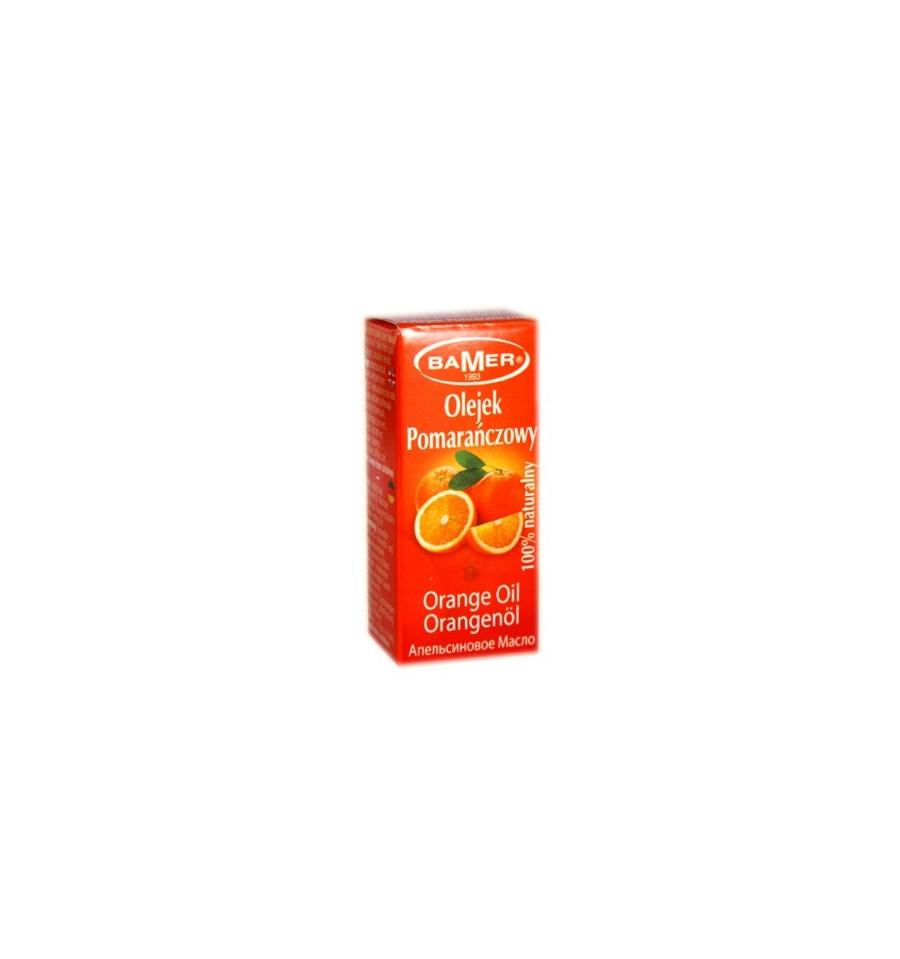 Bamer, Olejek POMARAŃCZOWY, 7 ml