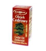 Bamer, Olejek CEDROWY, 7 ml