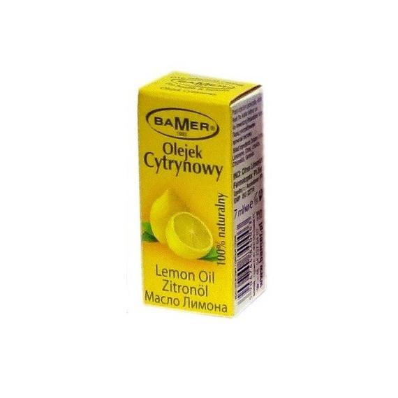 Bamer, Olejek CYTRYNOWY, 7 ml