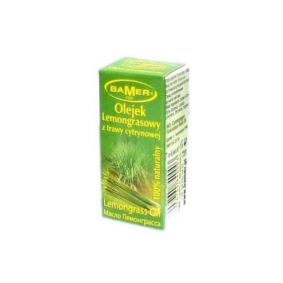 Bamer, Olejek LEMONGRASOWY, 7 ml