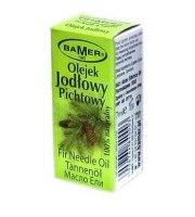 Bamer, Olejek JODŁOWY (pichtowy), 7 ml
