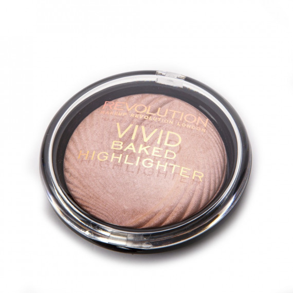 Makeup Revolution, Rozświetlacz Peach Lights