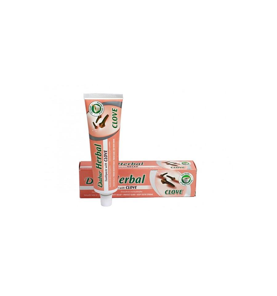 Dabur, Pasta do zębów z wyciągiem z goździka, 100 ml